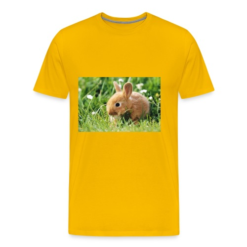 SWEET RABBIT - Premium-T-shirt herr