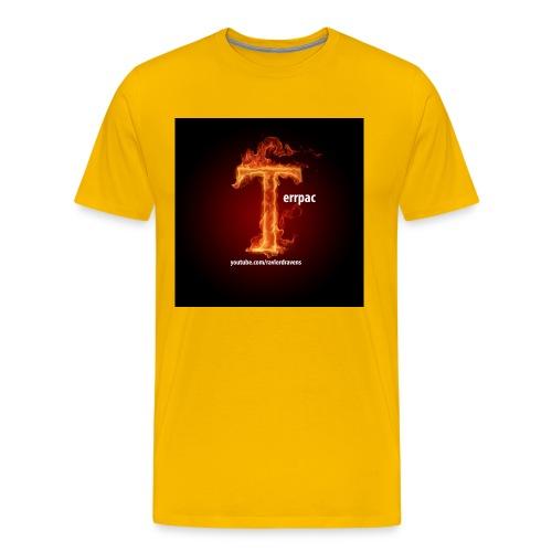 black t shirts terrpac - Men's Premium T-Shirt
