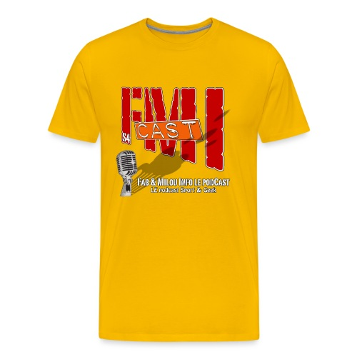 logo Saison4 - T-shirt Premium Homme