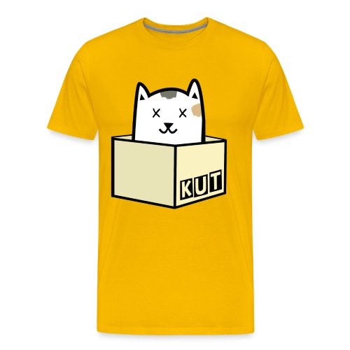 Kitten Los Default Colours - Mannen Premium T-shirt
