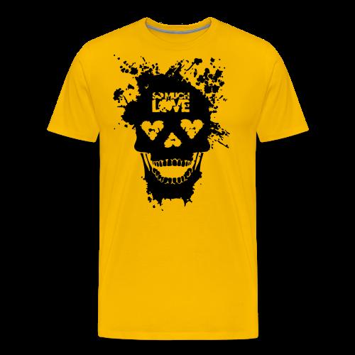 SO MUCH LOVE Kollektion - Männer Premium T-Shirt