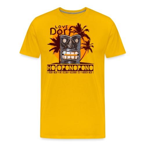 hooponopoo2 png - Männer Premium T-Shirt
