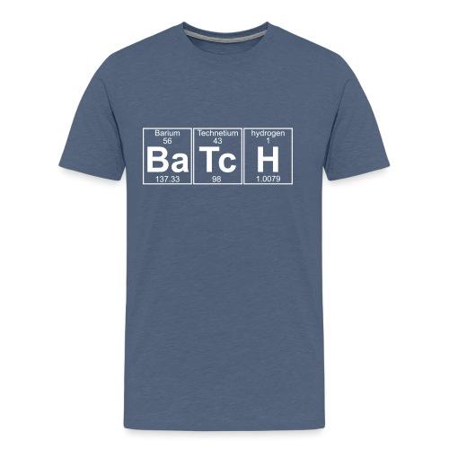 Ba-Tc-H (batch) - Full - Men's Premium T-Shirt
