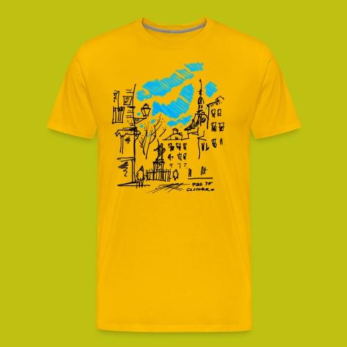 Plaza de Cascorro - Camiseta premium hombre