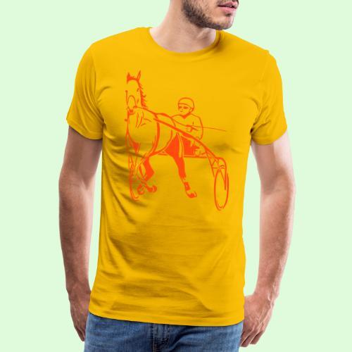 Le Trotteur - T-shirt Premium Homme