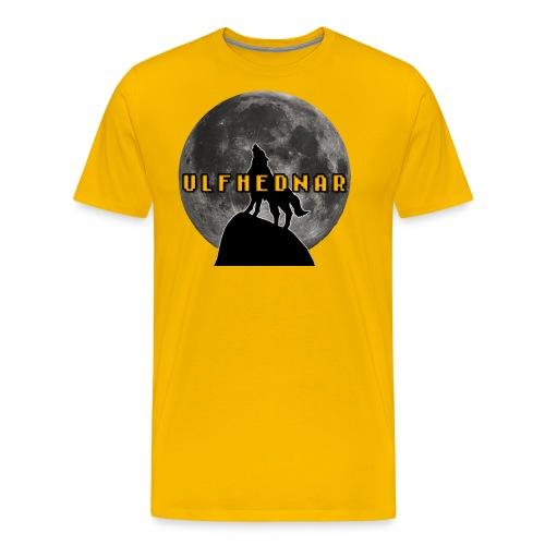 Fullmoon Howl png - Men's Premium T-Shirt