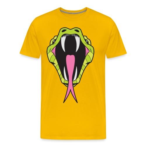 SNAKE SHIRT - Men's Premium T-Shirt