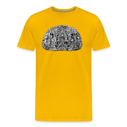 Zoomorphe P TEM - T-shirt Premium Homme