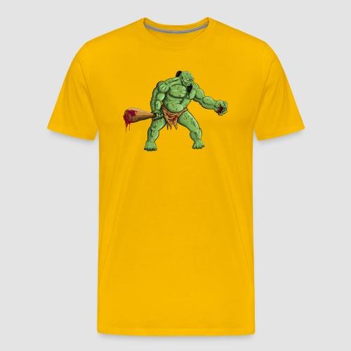 Angry Ogre - Men's Premium T-Shirt