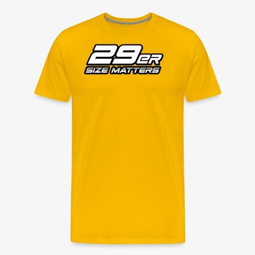 29er size matters - Men's Premium T-Shirt