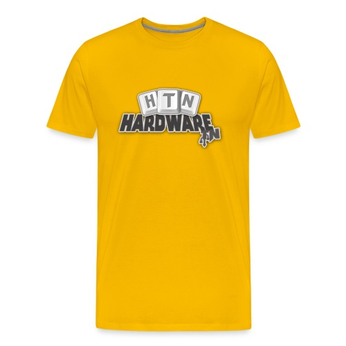 T-Shirt Hardware TN (LOGO) - Men's Premium T-Shirt