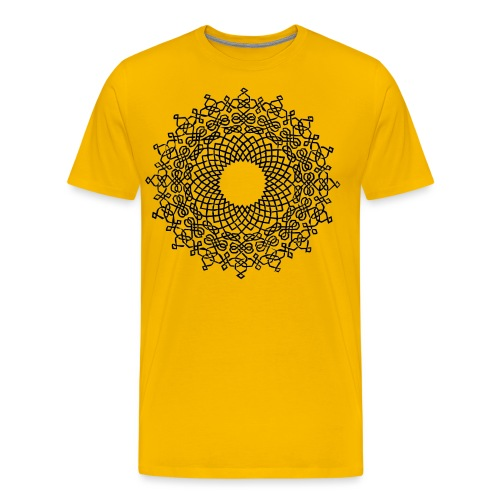 Ornament 019 - Männer Premium T-Shirt