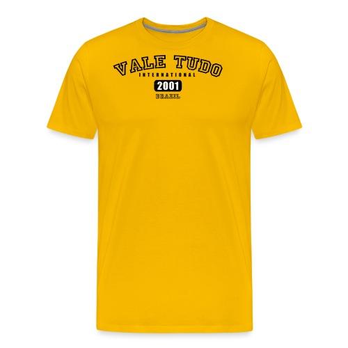 Vale Tudo - 2001 - Men's Premium T-Shirt