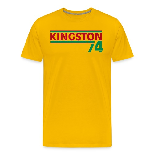 Kingston 74 - T-shirt Premium Homme