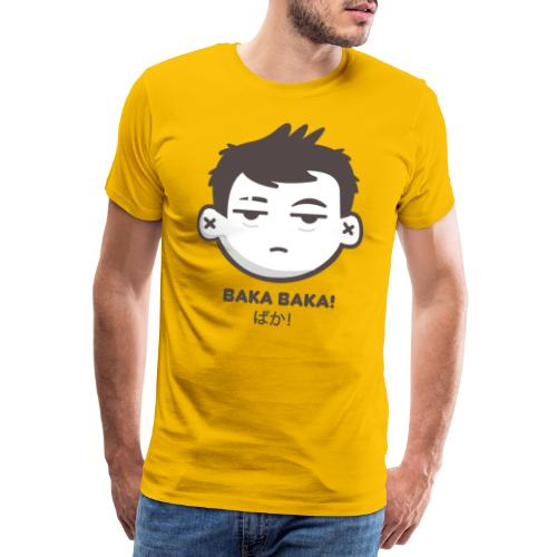 LOGO BAKA BAKA - Camiseta premium hombre