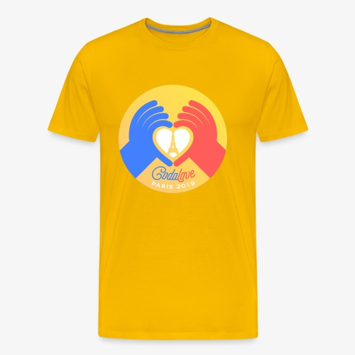 Codalove 2019 - T-shirt Premium Homme