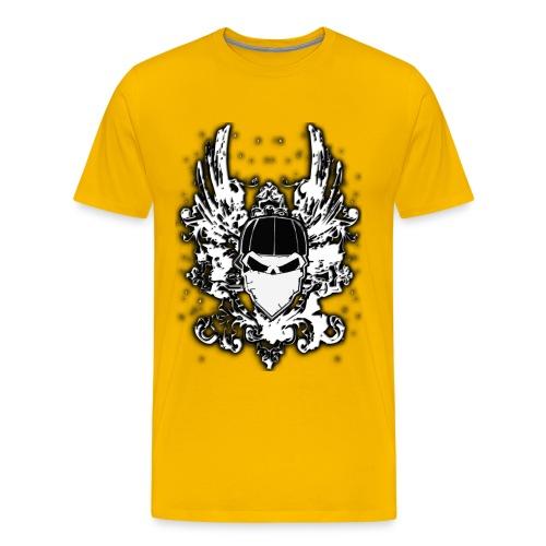 Free-St8 Clothing Range - Men's Premium T-Shirt
