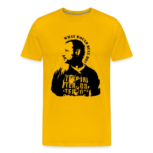 bullfanshirt direktdruck - Männer Premium T-Shirt