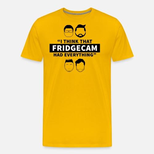 FridgeCam - Men's Premium T-Shirt
