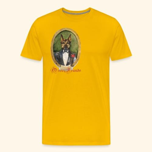 LORD SHEPERD - Maglietta Premium da uomo