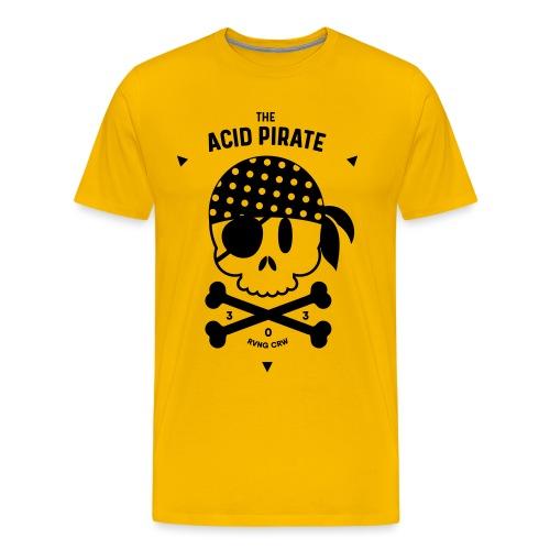 The Acid Pirate III - Men's Premium T-Shirt