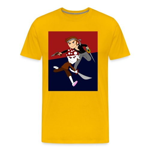 official jpg - Men's Premium T-Shirt