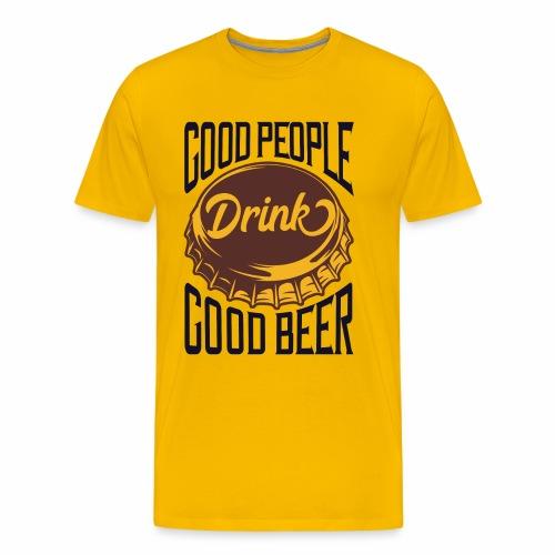 Good People - Männer Premium T-Shirt
