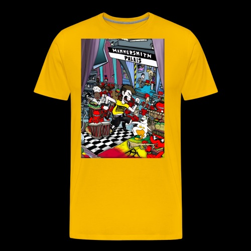 img299_vectorized - Maglietta Premium da uomo