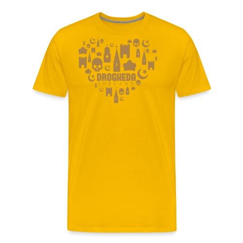 Drogheda Black - Men's Premium T-Shirt