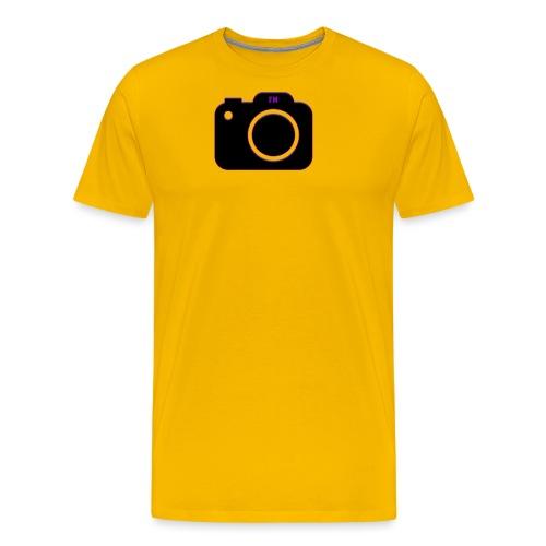 FM camera - Men's Premium T-Shirt