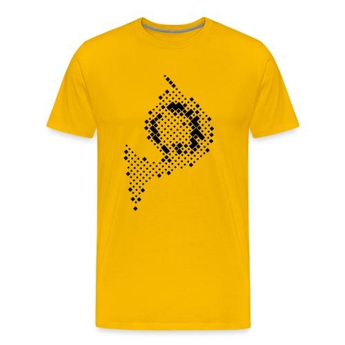Waldhorn fuers Tshirt 2ndTry png - Männer Premium T-Shirt