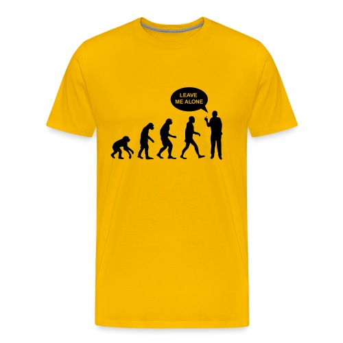 evolution evolutie - Mannen Premium T-shirt