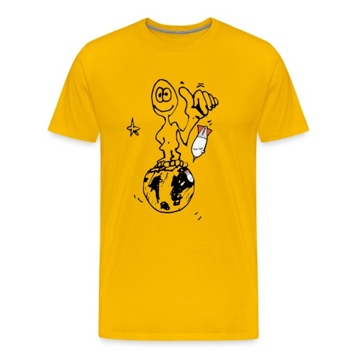 Ma planète - T-shirt Premium Homme