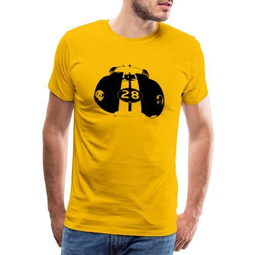 Lister Jaguar - Men's Premium T-Shirt