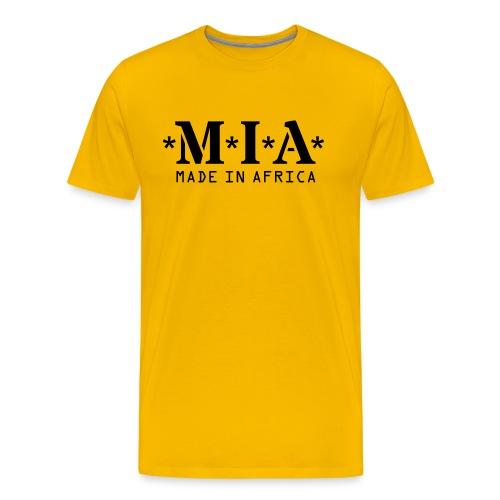 M.I.A. Made In Africa - Men's Premium T-Shirt