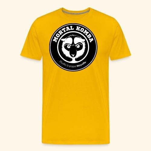 Mayotte Mortal Komba - T-shirt Premium Homme