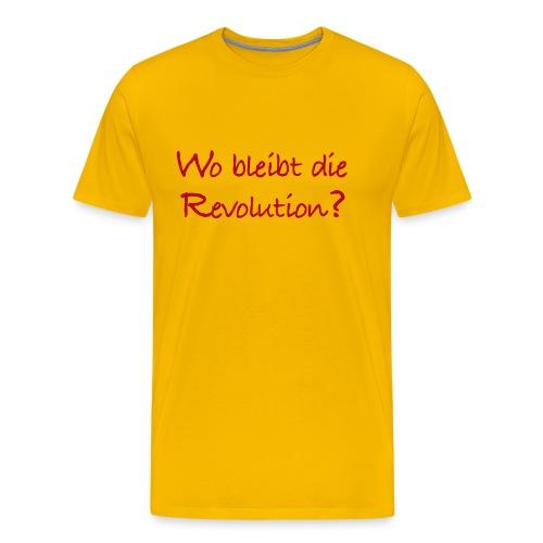 revo - Männer Premium T-Shirt