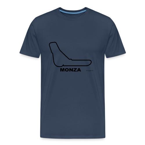 monza nero - Maglietta Premium da uomo