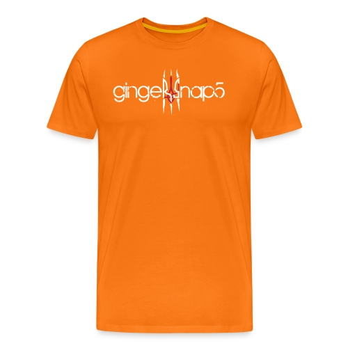 GS5 logo name herb - Men's Premium T-Shirt
