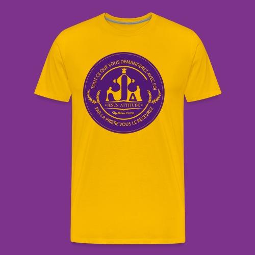 Jesus Attitude #2 - T-shirt Premium Homme
