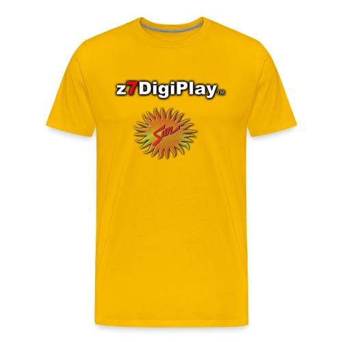 sunnewlogo - Men's Premium T-Shirt