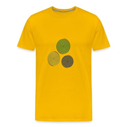 Kreise, Symbole, Figuren - Männer Premium T-Shirt
