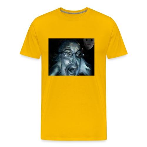 Scarlett Storpey SCP Transparent no text png - Men's Premium T-Shirt