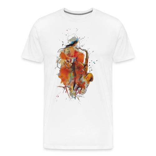 Jazz men - T-shirt Premium Homme
