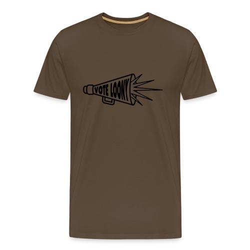 megaphone - Men's Premium T-Shirt