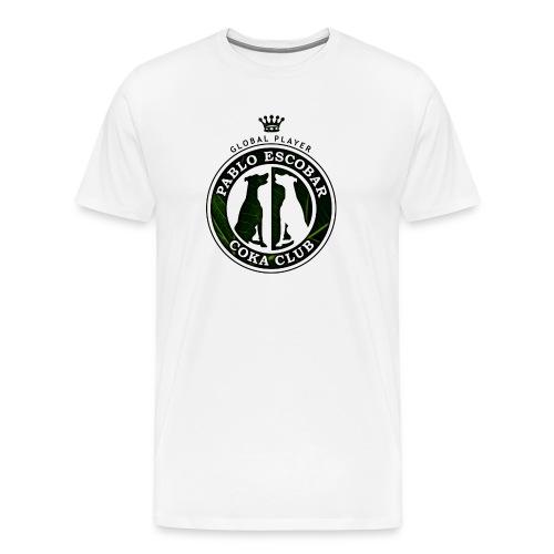 Pablo Escobar / Colore version - Männer Premium T-Shirt