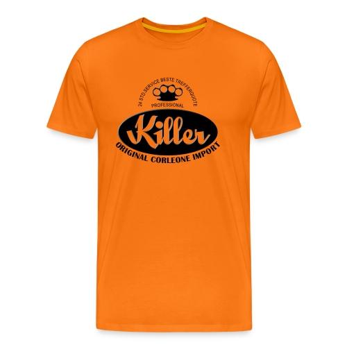 Killer Professional - Männer Premium T-Shirt