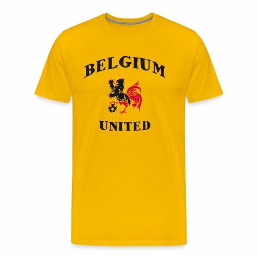 Belgium Unit - Men's Premium T-Shirt