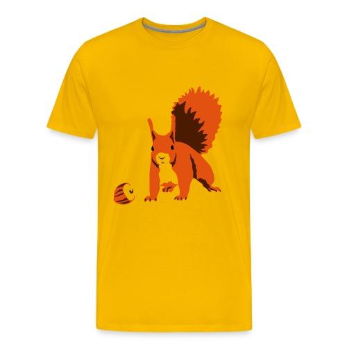 Eichhoernchen - Männer Premium T-Shirt