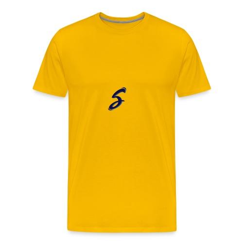 s-blue - T-shirt Premium Homme